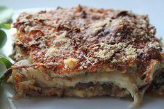 Cocinando entre Olivos: Pastel de berenjenas. Paso a paso.