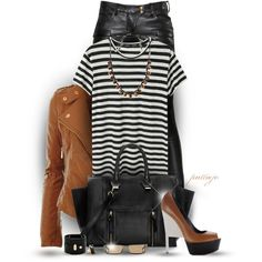 A fashion look from September 2014 featuring Proenza Schouler t-shirts, Balmain jeans and Ruthie Davis shoes. Browse and shop related looks.
