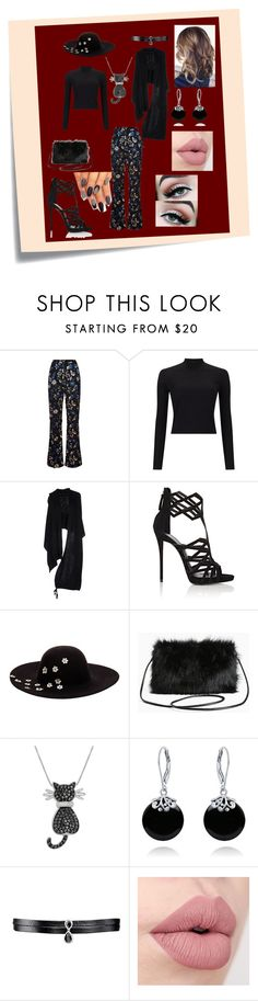 """""""Runway Ready"""" by alexis-kitten on Polyvore featuring Post-It, self-portrait, Miss Selfridge, Marithé + François Girbaud, Giuseppe Zanotti, Betsey Johnson, Torrid, Amanda Rose Collection, Bling Jewelry and Fallon"""