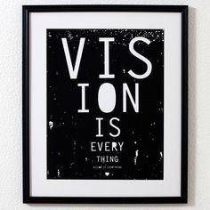 vision quote