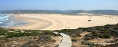 Areal da Praia da Bordeira