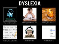 #dyslexia