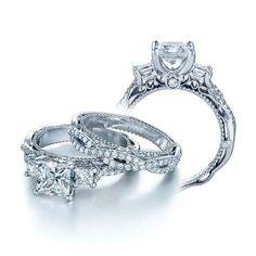 Verragio AFN-5013P Engagement Ring
