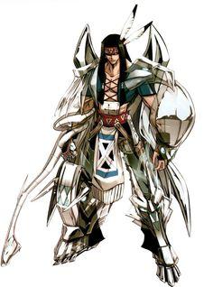 silva shaman king - Cerca con Google