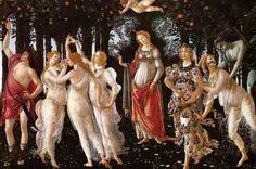 La Primavera de Botticelli y la magía en la Florencia del Renacimiento.