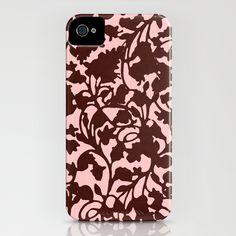 Earth_Chocolate - iPhone Case by Garima Dhawan