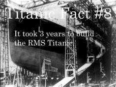 Titanic Facts - Interesting