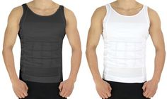 Groupon - Evertone 7-in-1 Posture Correction Compression Shirt in [missing {{location}} value]. Groupon deal price: $17.99