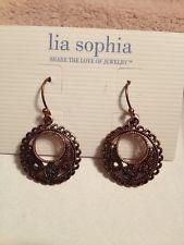 Nwt Lia Sophia Earrings Fashion