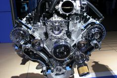 Image Gallery: Car Engines