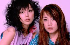 Puffy Amiyumi (J-pop duo); Yumi, right, would be my actress for Yuzuki.