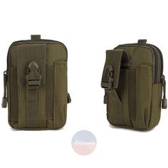 8efd54a3ebb New Tactical MOLLE Pouch Belt Waist Pack Bag Military Fanny Pack Phone  Pocket