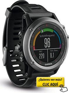 Garmin 010-01338-01 Fenix 3 HR - Reloj... #pulsometro