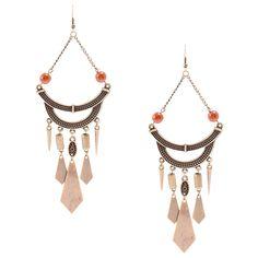 FARM - Earrings on OQVestir