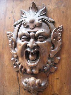 door knocker...love this little guy!