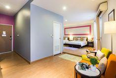 Bangkok, Modern Design, Home Decor, Decoration Home, Room Decor, Contemporary Design, Interior Design, Home Interiors, Interior Decorating