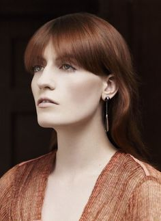 Florence looking ethereal