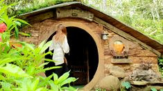 Directions to the Hobbit House of Bukidnon - Alexis in the Bright Blue Dot The Hobbit, Outdoor Decor, House, Bright, Humor, Top, Home, Humour, Funny Photos