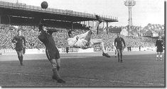 7th October 1967. Post 1970 much as been made of Leeds 7-0 victory over Chelsea. The truth was that Chelsea had never recovered from losing the FA Cup Final to Spurs and manager Tommy Docherty was facing the sack. Everything came off for Leeds and when Billy Bremner's spectacular overhead kick makes it seven, Docherty was put out of his misery.