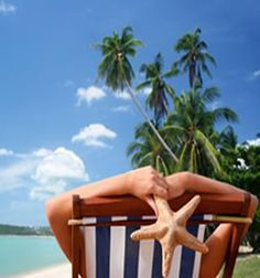 Photo about Woman in deckchair with tropical view background. Image of holiday, vista, scene - 2835954 Hotel Packages, Vacation Packages, All Inclusive Vacations, Cruise Vacation, Jamaica, Tropical, Stock Photos, Outdoor Decor, Vacation