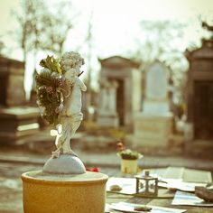Check out this slideshow Cimetière Père-Lachaise in this list If You Only Have Three Days in Paris