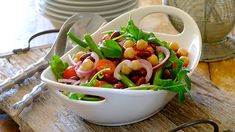 THREE BEAN SALAD - This dish is a must have at any braai but can also be served with grilled chicken breasts as a light summer dinner option! Healthy Christmas Recipes, Easy Dinner Recipes, Four Bean Salad, Easy Cooking, Cooking Recipes, Light Summer Dinners, Three Beans, Dinner Options, Grilled Chicken