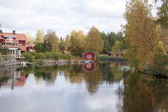 Metal Photo: 2015-10-06 - Höstvy från Dalarna