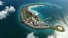 Banana Island Resort Doha by Anantara - one of the most exclusive retreats you'll ever see
