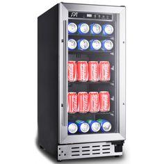 SPT 92-can Commercial Grade Beverage Cooler - Overstock™ Shopping - Big Discounts on SPT Beverage Dispensers & Coolers