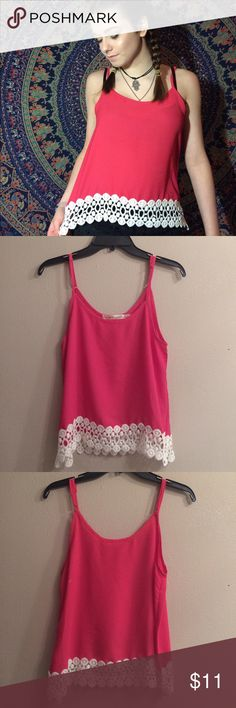 NWOT Liberty Love Blouse Straps are adjustable. Never worn, it's in perfect condition. Liberty Love Tops Blouses