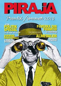cover Piraja magazine may 2013