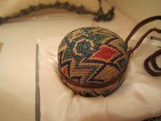 Bargello pin ball. I'm going to make one I think.
