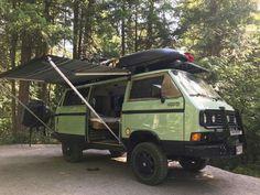 Vw T3 Doka, Vw Vanagon, Vw T5, Volkswagen, Vw Camper, Off Road Camper, Vw Minibus, Vw Bus T3, Transporter T3