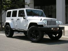 My next one will be an all white! Love it!