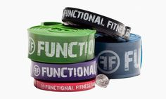 5fc2b91298a3 Functional Fitness Continuous Loop Crossfit Pull Up Band by Garage Gym Up  Band