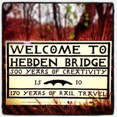 Welcome To Hebden Bridge