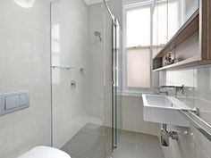 walk in shower in a tiny bathroom Walk In Shower, Sink, Bathtub, Cabinet, Storage, Furniture, Bathrooms, Google Search, Home Decor