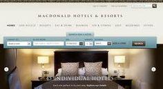 website design for hotels - Google Search