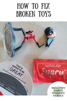 How to Fix Broken Toys with Sugru - Healthy Happy Thrifty Family Diy Arts And Crafts, Crafts For Kids, Sugru, Critical Thinking Skills, Practical Gifts, Parenting Hacks, Vintage Toys, Baby Toys, Learning