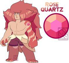 SUOC- Rose Quartz by XombieJunky