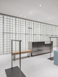 Retail Interior Design, Retail Shop, Minimalism, House Design, Space, Projects, Furniture, Showroom, Reception