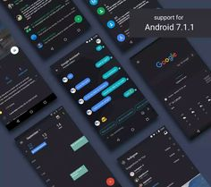 Swift Black Substratum Theme v3.7 [Patched]