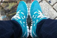 KRAZEEFOX - Nike Free Run 2