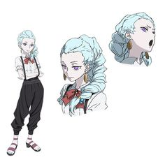 Death Parade Anime: Rumi Ookubo (Yuyushiki, Barakamon) as Nona, Dekim and Ginty's boss. From her own place on the 90th floor, she manages all the other floors. In spite of her young appearance, she's wise and experienced.