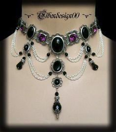 choker / necklaces