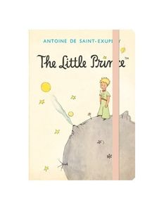 Jot down notes, solve equations or get creative in this beautifully designed grid notebook featuring original artwork and quotations from the 1st Edition of Antoine de St Exupery's enduring classic, T