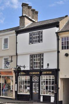 Farrer's Coffee Shop ~ Kendal, Lancashire, UK