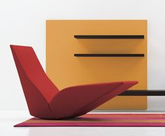Cappellini sedie ~ Felt chair marc newson cappellini sedie pinterest felt