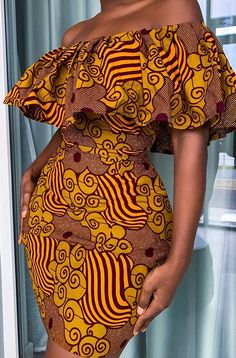 Short African Dresses, Ankara Short Gown Styles, African Inspired Fashion, Latest African Fashion Dresses, African Print Dresses, African Print Fashion, Latest African Styles, Africa Fashion, Fashion Prints