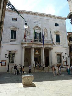 La Fenice Opera House in Venice - enjoyed a beautiful performance of opera arias here! Wonderful evening!!